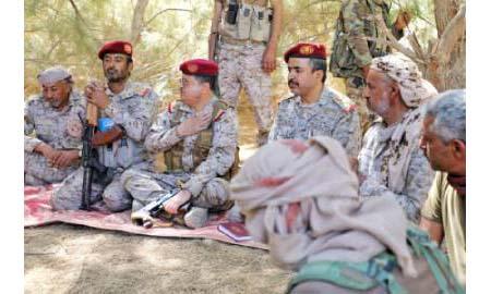 Ministro della difesa in Yemen