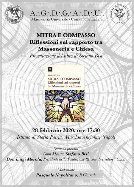 'Mitra e compasso - Riflessioni sui rapporti tra Massoneria e Chiesa'