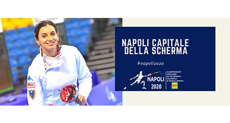 Napoli 2020 Campionati Italiani di Scherma