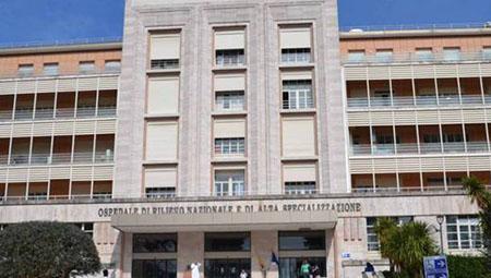 Ospedale Cotugno di Napoli