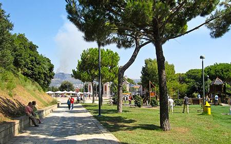 Parco Virgiliano di Napoli