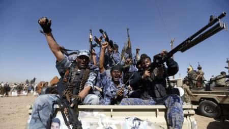 soldati in Yemen