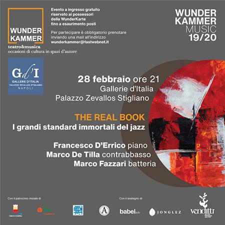 'The real book - I grandi standard immortali del jazz'