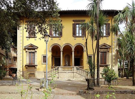 Villa Crastan a Pontedera (PI)