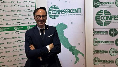 Vincenzo Schiavo Confesercenti Campania