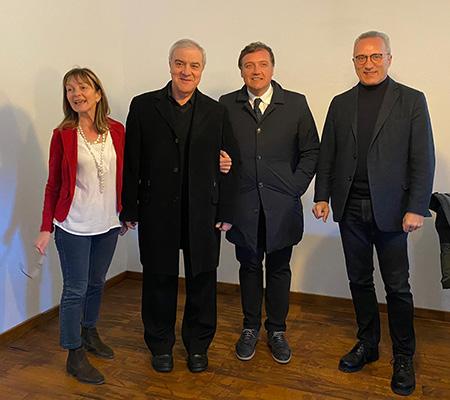 Vittorio Bugli a Gavorrano (GR)