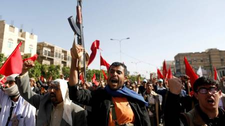 Yemen ribelli Houthi