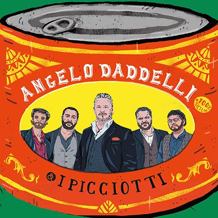 Angelo Daddelli & I Picciotti