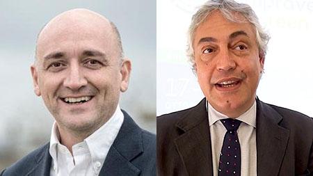 Daniele Leodori e Paolo Orneli