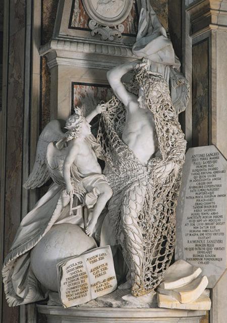 Disinganno - Cappella San Severo - Napoli