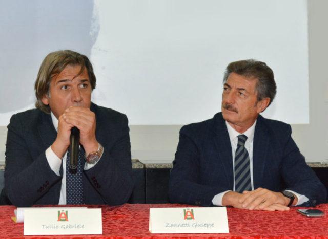 Gabriele Tullio e Giuseppe Zannetti