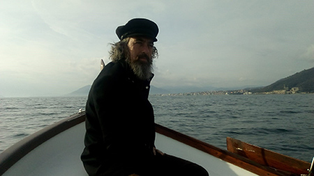 Ginez e il bulbo della ventola - 'Lampedusa'