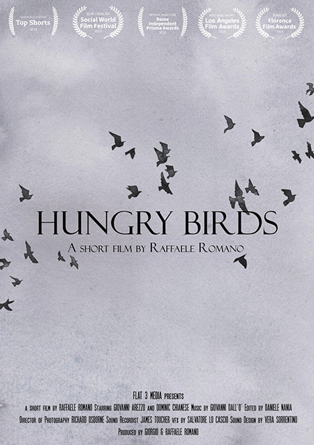 'Hungry birds'