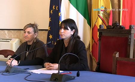 Lucia Francesca Menna ed Eleonora de Majo