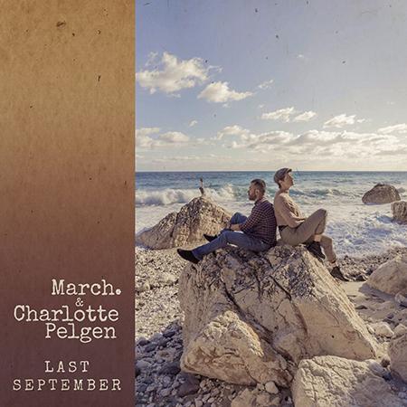 March. & Charlotte Pelgen Last September