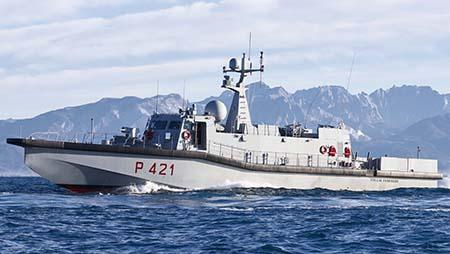 Nave Tullio Tedeschi Intermarine