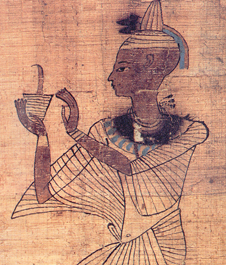Sacerdote egizio
