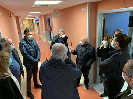 Task force ad Avellino e Ariano Irpino (AV)