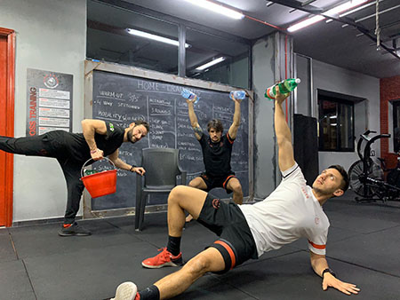 Training Pro Fighting Napoli