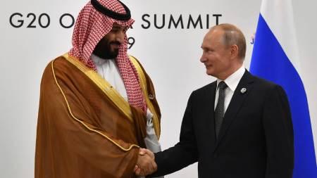 Bin Salman Putin