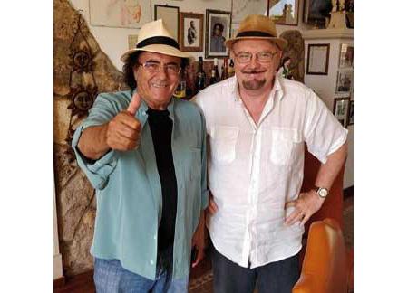 Al Bano e Charles Goodger