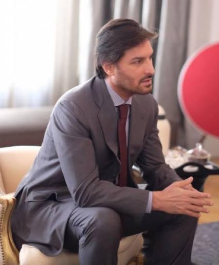 Ambasciatore saudita Faysal Bin Sattam