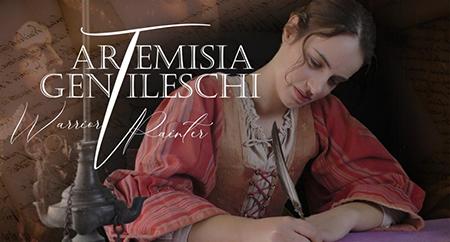 'Artemisia Gentileschi, pittrice guerriera'