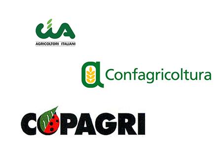 Ciao, Confagricoltura e Copagri
