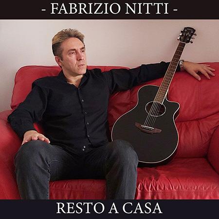 Fabrizio Nitti - 'Resto a casa'