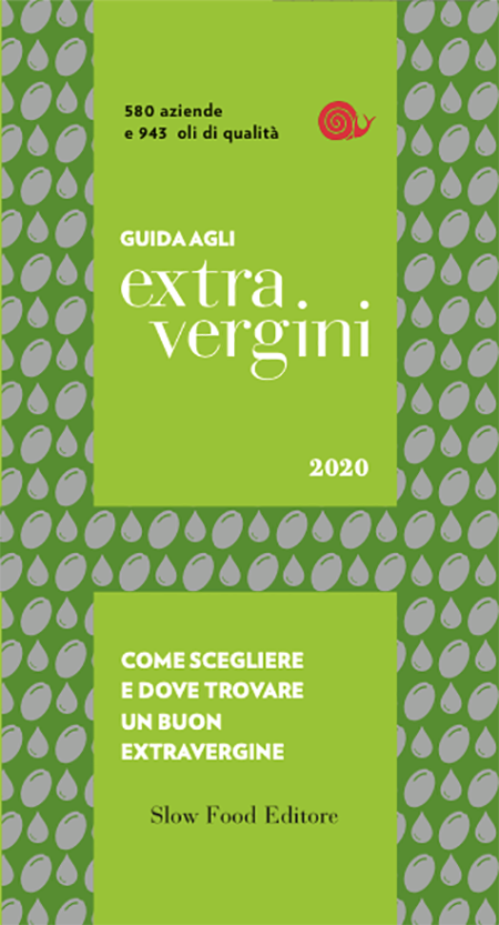 Guida agli Extravergini 2020 di Slow Food Italia