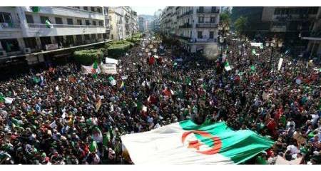 Hirak Algeria