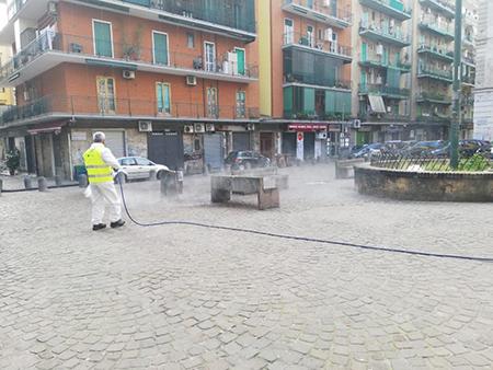 Igienizzazione Napoli