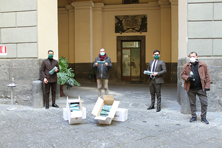 Mascherine Confartigianato Napoli