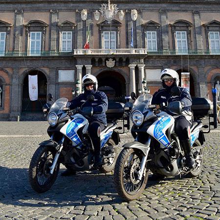 Polizia Municipale di Napoli
