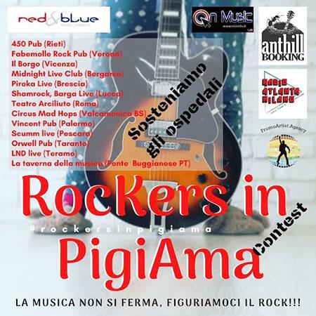 Rockers in pigiama