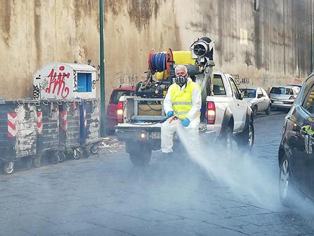 Sanificazione e igienizzazione Napoli