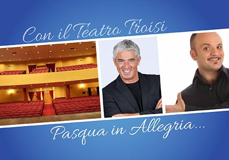 Con il Teatro Troisi Pasqua in Allegria foto