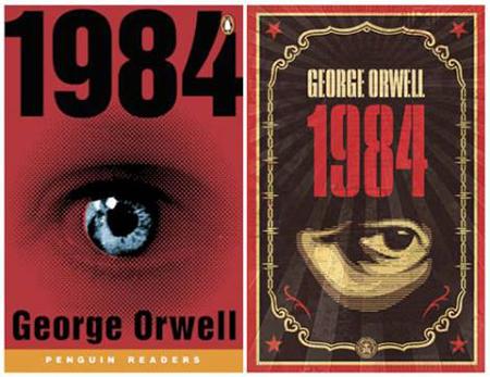 '1984' George Orwell