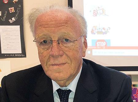Domenico Falco, Presidente Corecom Campania