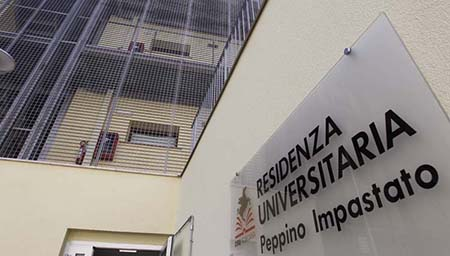 DSU Casa dello studente Peppino Impastato