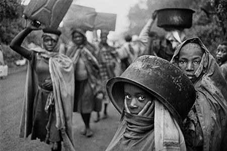 'Exodus. In cammino sulle strade delle migrazioni' - Sebastião Salgado