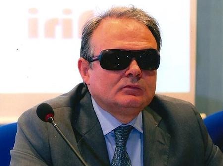 Garante dei diritti delle persone con disabilità della Regione Campania, Paolo Colombo