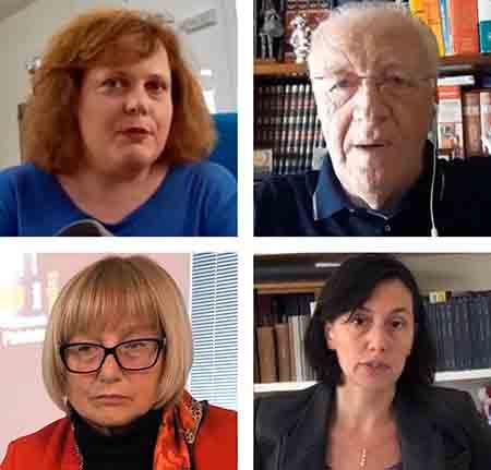 Iolanda Manco, Domenico Falco, Ivana Nasti, Rosa D'Amelio