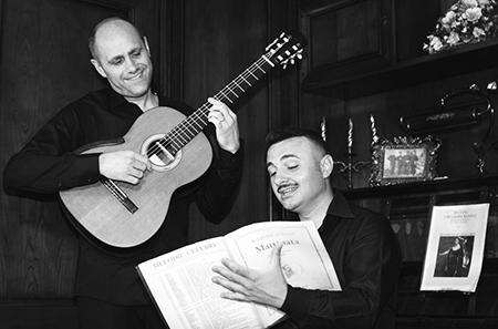 Isidoro Nugnes e Carmine Riccio