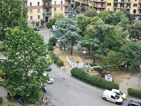 Piazza Medaglie d'Oro a Napoli
