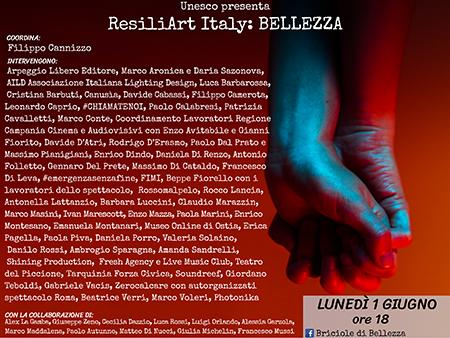 ResiliArt Italy Bellezza