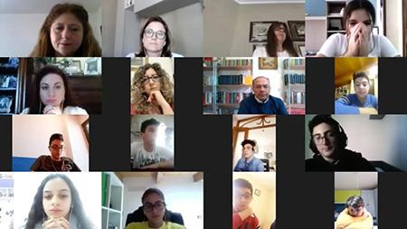 Webinar @scuolasenzabulli a Villaricca (NA)
