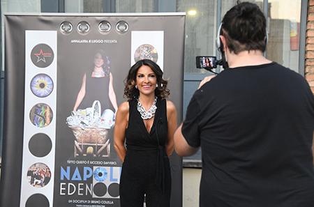 Annalaura di Luggo 'Napoli Eden'