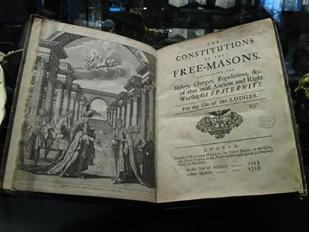 Costituzioni di Anderson