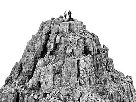 Dolomites Project crediti Olivo Barbieri